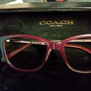 Coach Oxford blood HC6124 designer frames